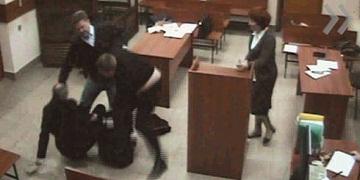 Иллюстрация к новости: адвокаты подрались в Московском суде