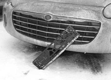Иллюстрация к новости:ужесточение ответственности за хищение автомобильных номер