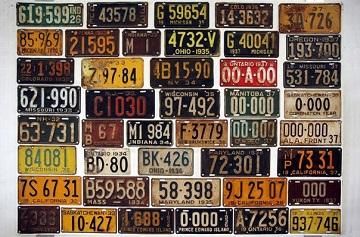 Контроль за автомобилями с иностранными номерами — иллюстрация к новости