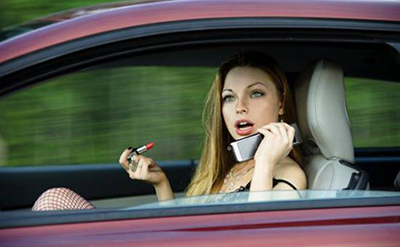 разговоры во время вождения