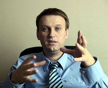 Иллюстрация к новости: лексей Навальный может лишиться статуса адвоката
