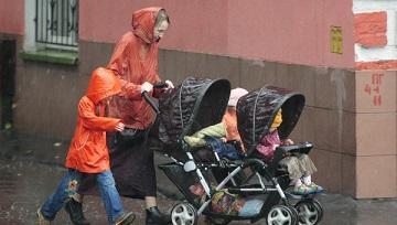 Повышение пенсий многодетным матерям — иллюстрация к новости