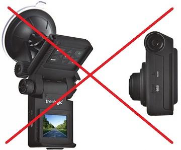 Иллюстрация к новости: ложный запрет на видеорегистраторы