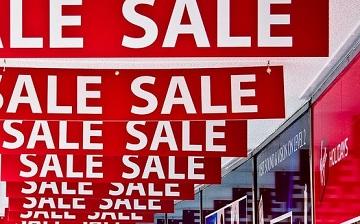 Осторожно, распродажа — иллюстрация к статье